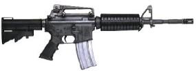 Colt M4 5.56 NATO Full Auto Gas Operated