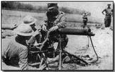 WW1 Maxim Gun